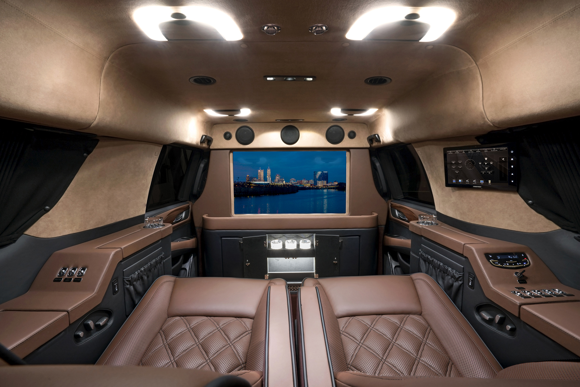Becker Automotive Design Luxury Transport Coaches