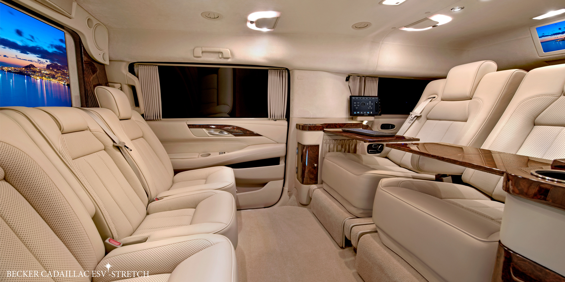 cadillac escalade esv interior. Black Bedroom Furniture Sets. Home Design Ideas