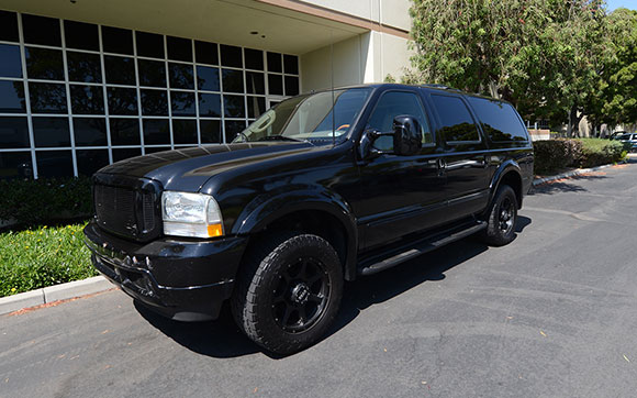 2002 Becker Ford Excursion