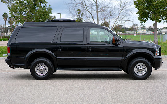 2005 Excursion
