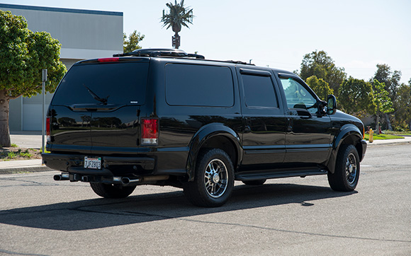 2001 Ford Excursion Limo